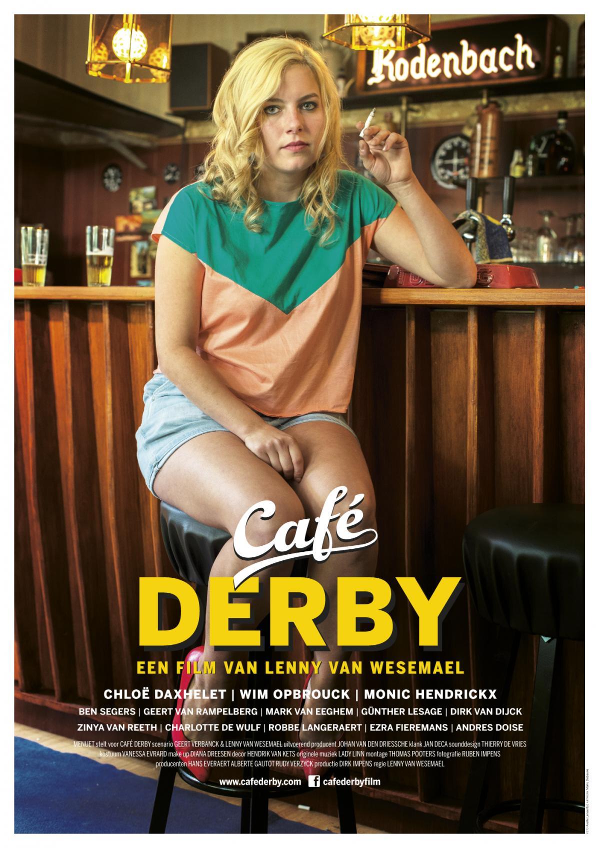 Café Derby VOSTFR DVDRiP